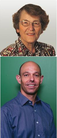 Prof Monica Oliphant & Nic Jacobson