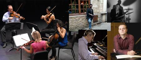 October 13: The Faubourg Quartet & Jazz Guests Present...