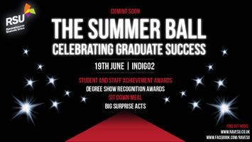 RSU: Summer Ball 2013 | Celebrating Graduate Success @ indigO2