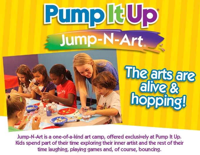 Jump-N-Arty Camp