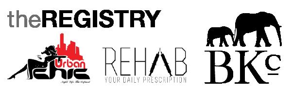 theRegistry, UrbanChic, Rehab