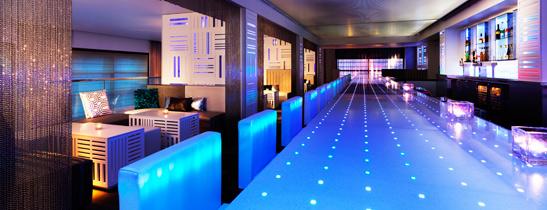 W Hotel 2nd Floor Lounge