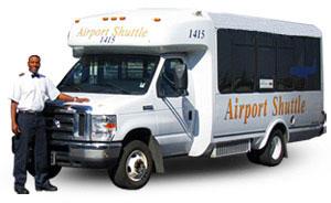 Round Trip Airport Shuttle Bus Service