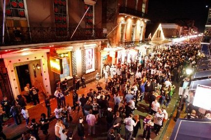 Bourbon Street Travel Packages