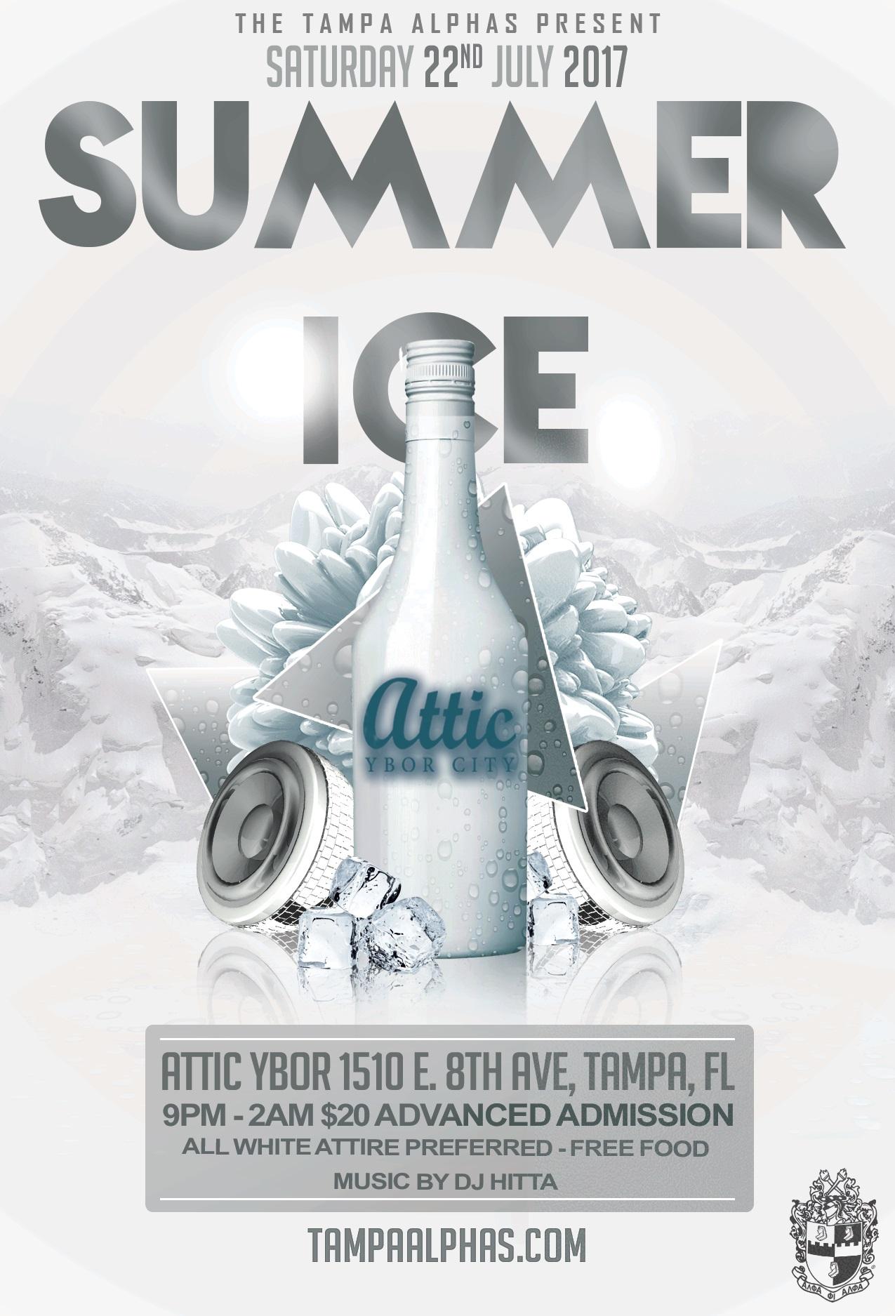Lounge Series Volume XI - Summer Ice