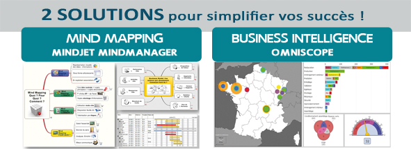 Mind Mapping et Business Intelligence Lyon 5 décembre 2013