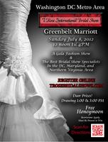 2012 T Rose International Bridal Show-DC Metro Area