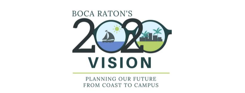 Boca Raton's 2020 Vision