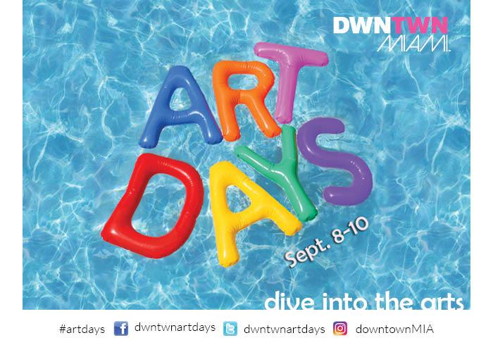 DWNTWN Miami Art Days