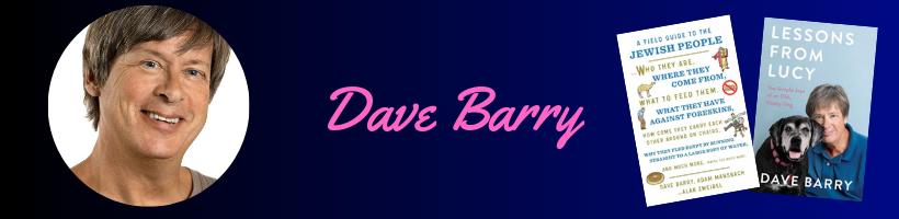 Dave Barry Flamingo Comedy Festival
