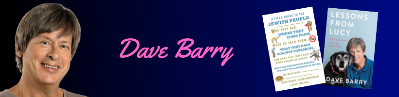 Dave Barry Flamingo Comedy Festival
