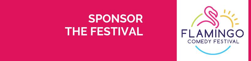 Flamingo Comedy Festival Sponsor
