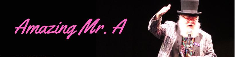 Amazing Mr. A