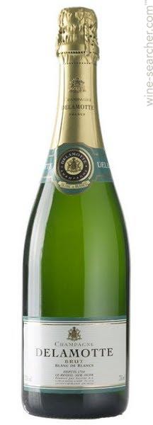 Delamotte Champagne Blanc de Blancs Grand Vintage
