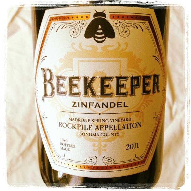 Beekeeper Zin 2011