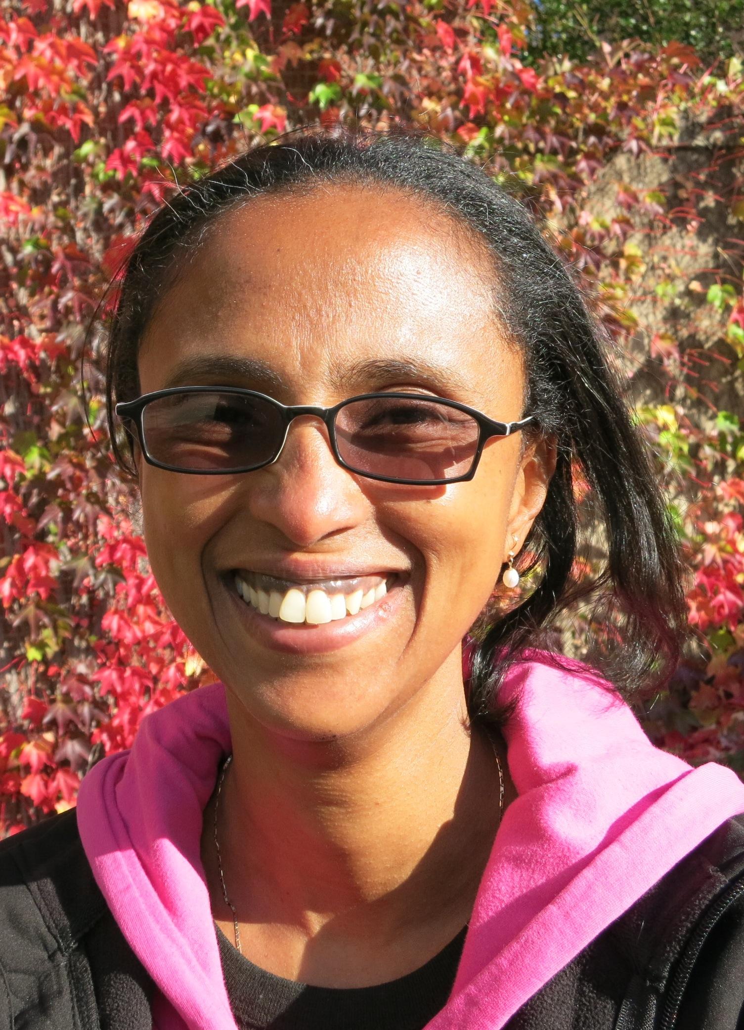 Farm Radio International Ethiopia Country Director, Freyhiwot Nadew