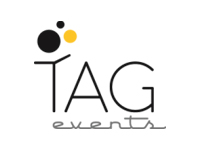 TAG events logo