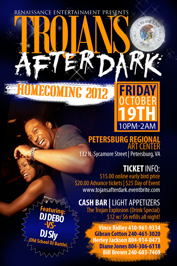 Trojans After Dark Party