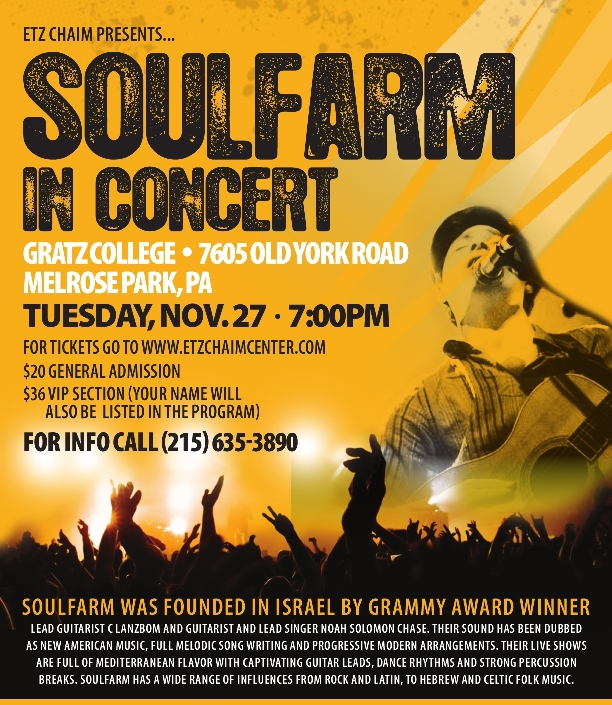 Soul Farm in Concert