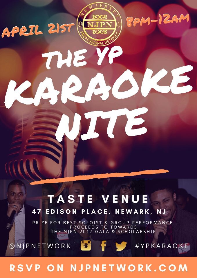final Karaoke nite flyer 2017