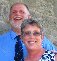 Peter and Linda Dykstra