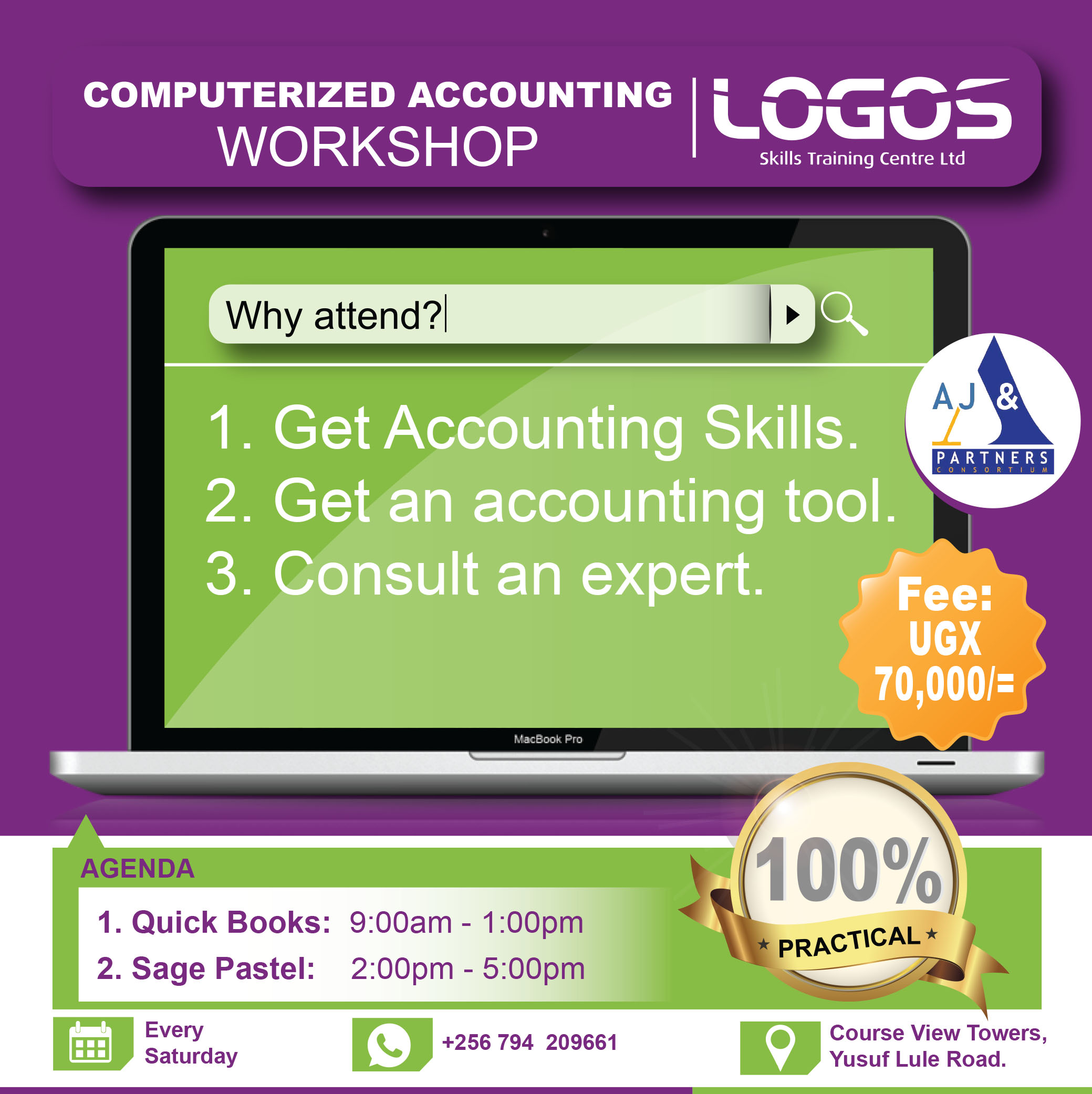 LOGOS COMPUTERIZED ACCOUNTING