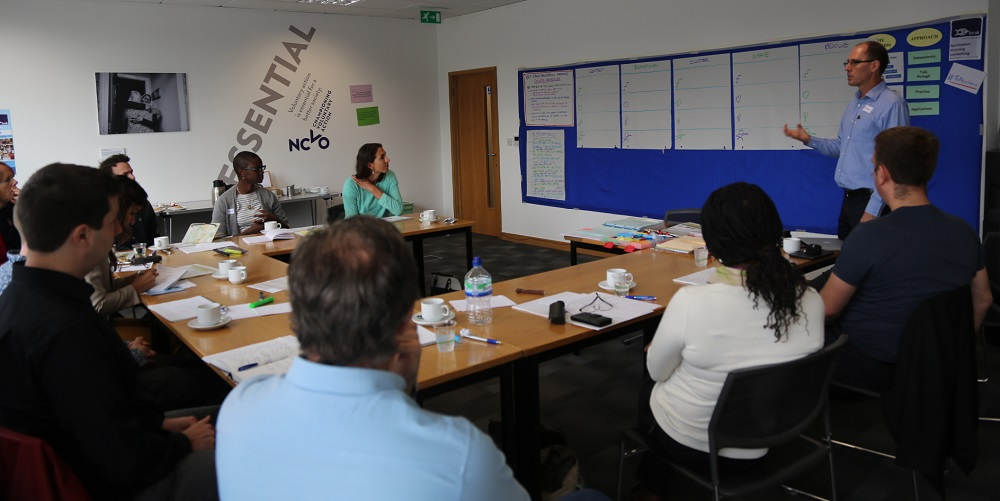 Group Facilitation Methods, Sep 2015 in London