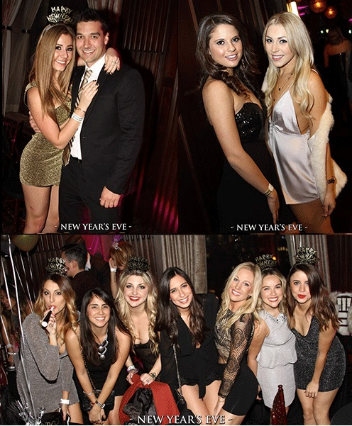 best new year eve party in San Francisco
