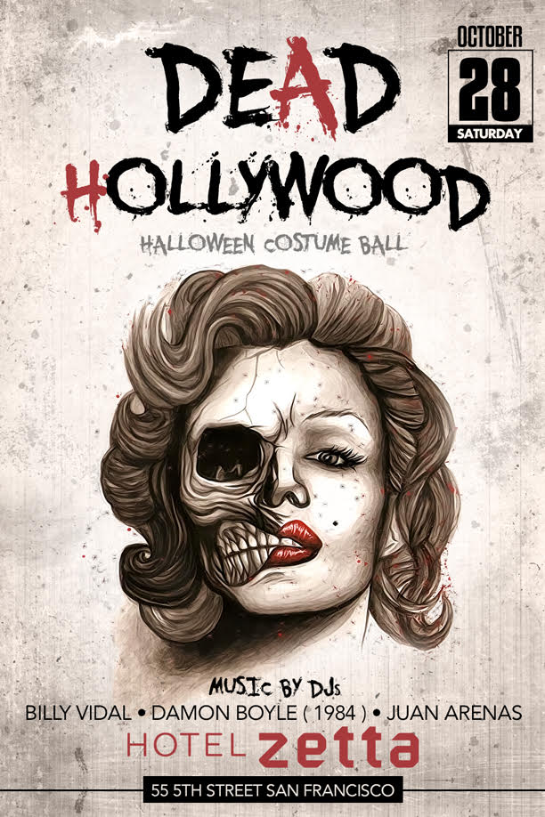 Dead Hollywood Halloween