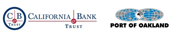 California Bank and Trust and Port of Oakland logos