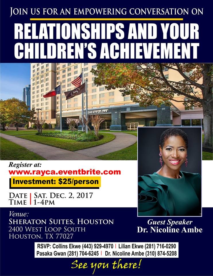 Houston Parent Event