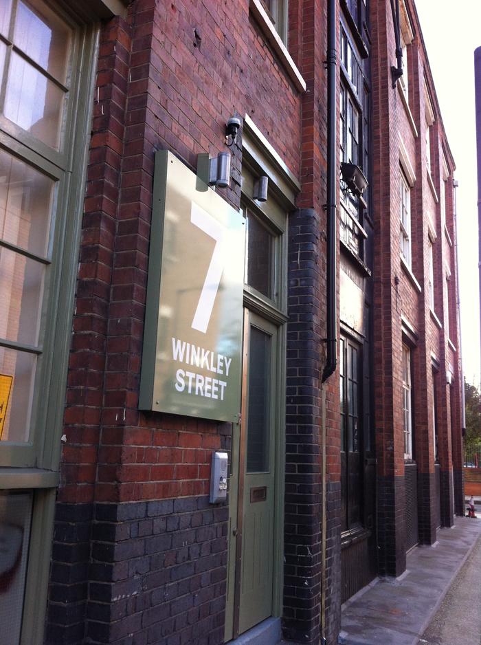 7 Winkley Street