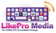 LIkePro Media Sponsor