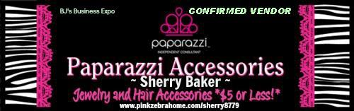 Pink Zebra/Paparazzi - Sherry Baker
