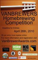 VanBrewer Awards Ceremony