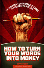 CausePlanet's Expert Series: Learn how to turn your fundraising words into money with persuasive writing