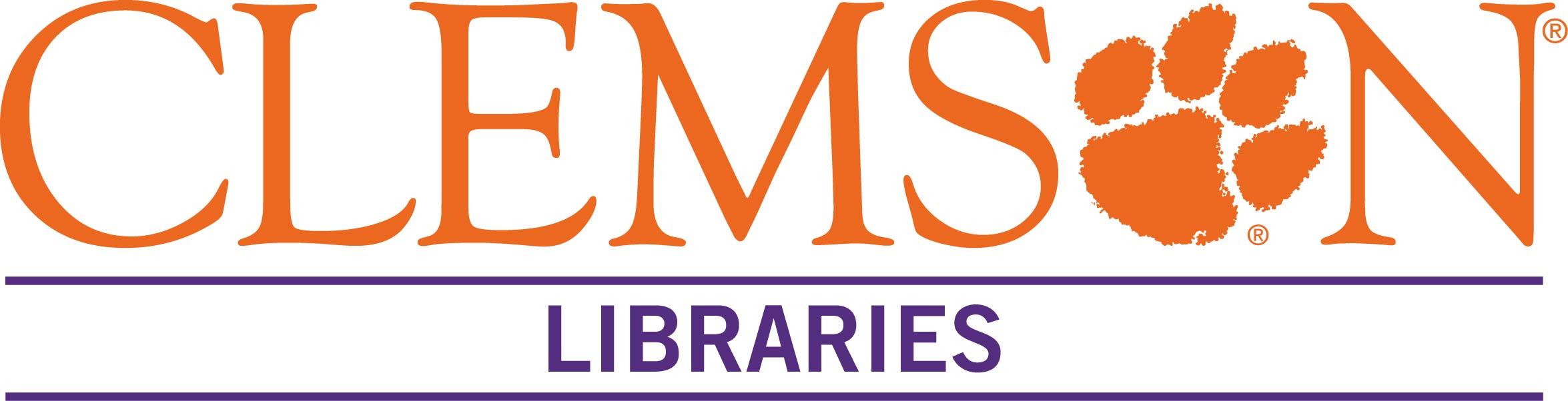 Clemson Library Wordmark