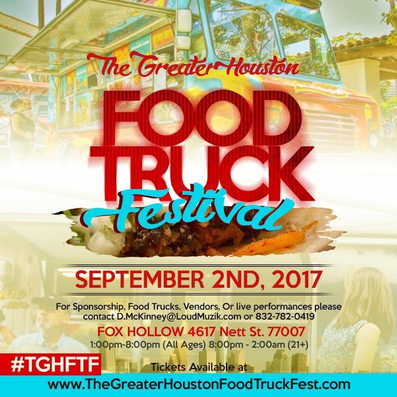 Greater Houston Food Truck Festival