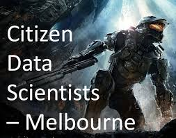 Citizen Data Scientists - Melbourne