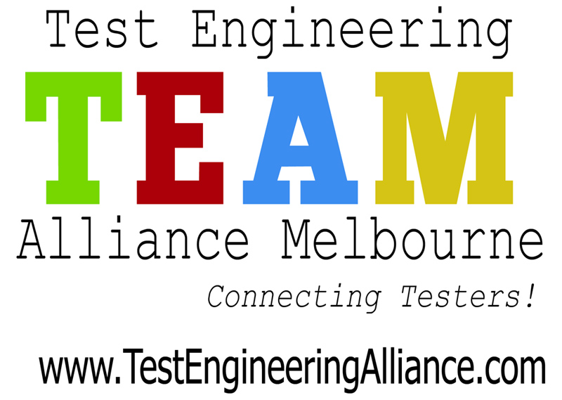 Test Engineering Alliance Melbourne