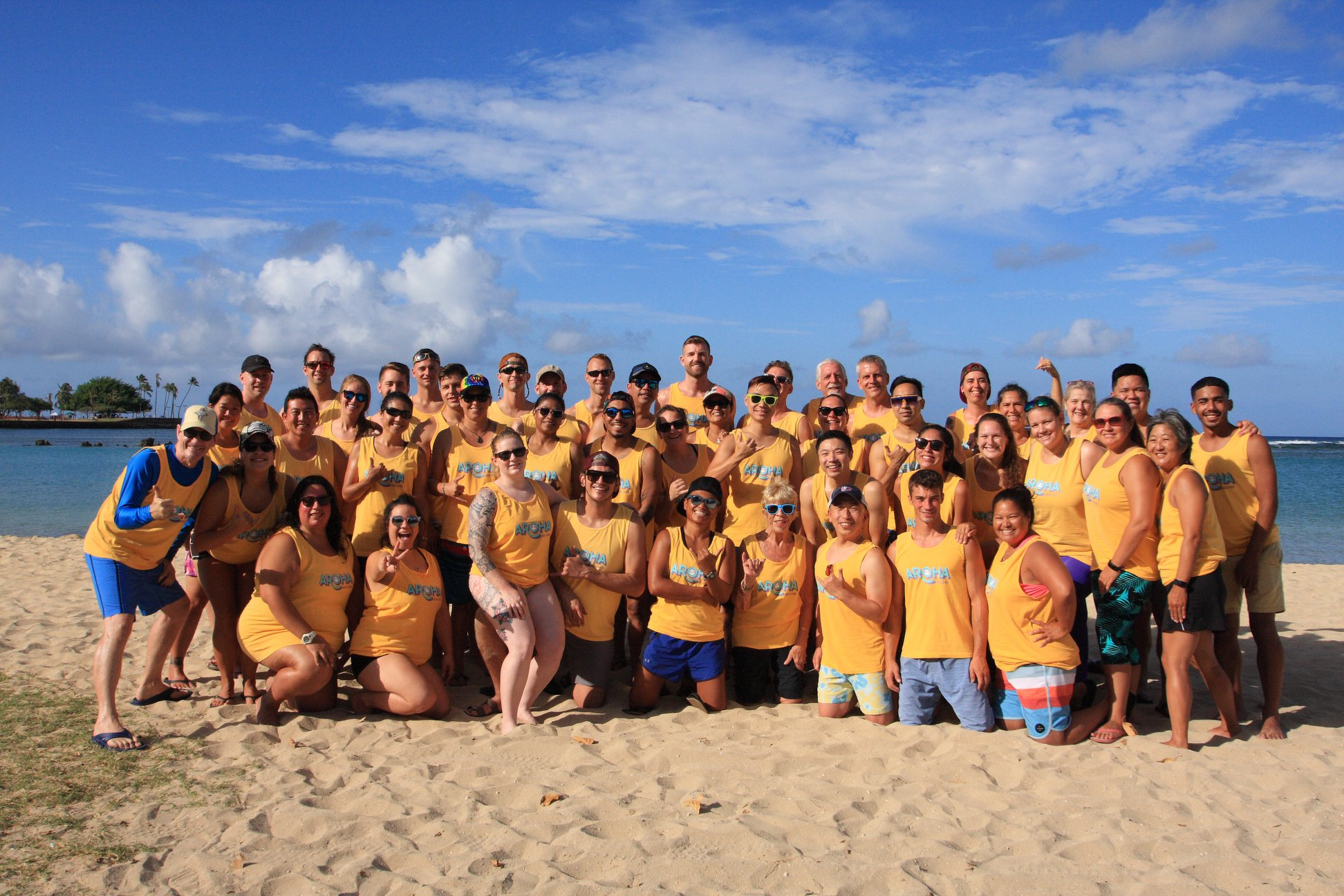 Aroha Beaches!