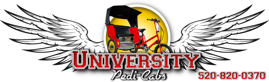 University PediCab Logo
