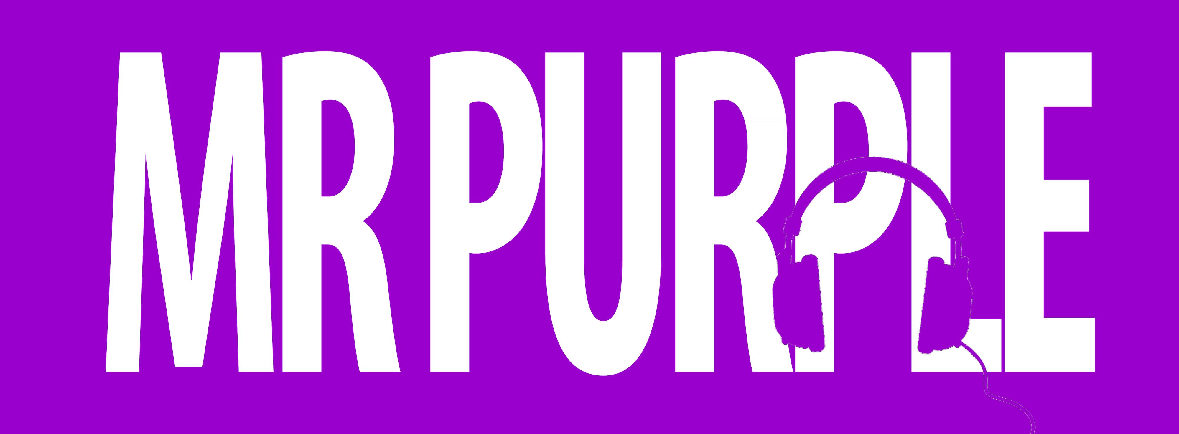 Mr. Purple Logo