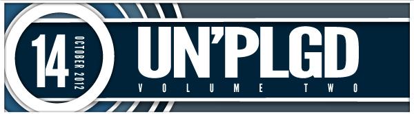 UNPLGD v 2 banner