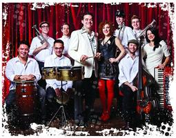 WILLIAMSBURG SALSA ORCHESTRA - 11-piece salsa group which plays...