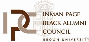 Brown University Black Alumni Reunion | Oct 18-20, 2013