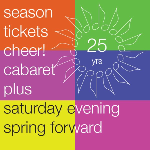 Saturday season tickets