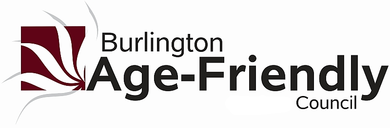 Burlington Age-Friendly Seniors Council logo