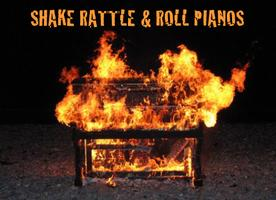 SHAKE RATTLE & ROLL Dueling Pianos @ Brick NYC!!!