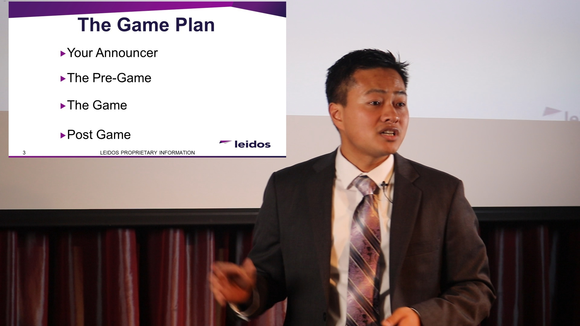 Chi Lam, Counsel, LEIDOS, Inc. - Legal Issues Regarding Online Gambling